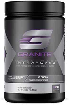 Granite Supplements | Intra-Carb | High Performance Carbohydrate Blend (New)