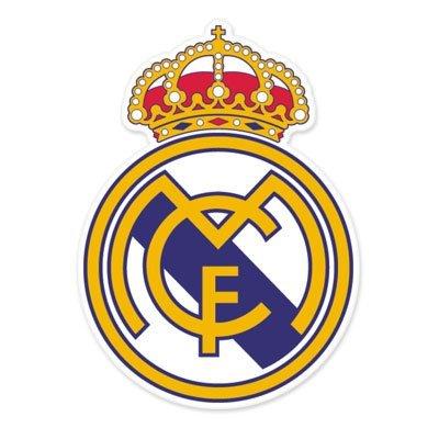(Bonus Creation Real Madrid CF - Spain Football Soccer - Window Car Decal Sticker)