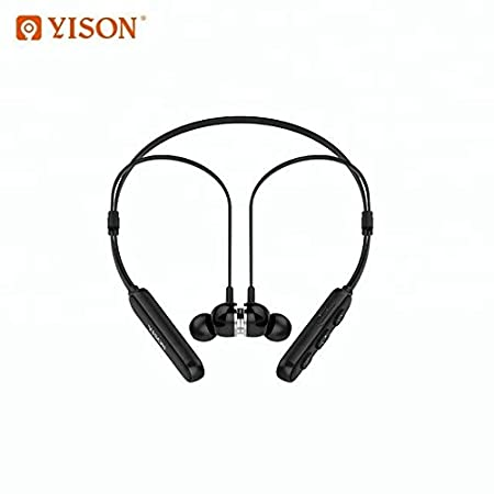 073d696a8ff Amazon.com: Yison in-Ear Wireless Magnetic Suction Earphones E5 (Red): Home  Audio & Theater