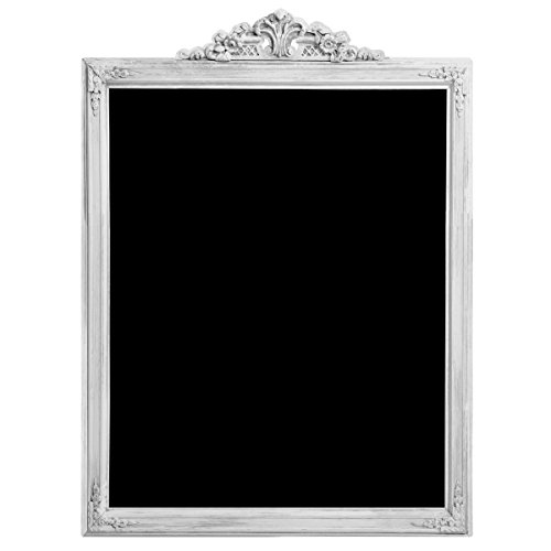 Wallies Wall Decals, Framed Reusable Chalkboard Wall Sticker, 18-1/2-inch x 25-inch