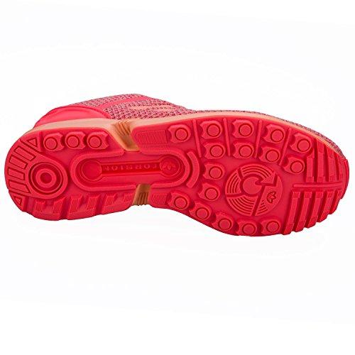 adidas Zapatillas Zx Flux Split K Rosa - rosa