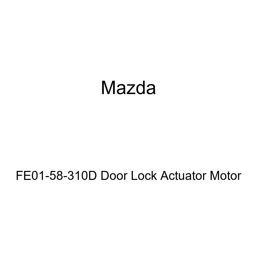Mazda FE01-58-310D Door Lock Actuator Motor