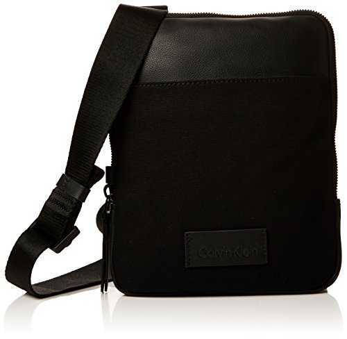 cm y de Calvin x Modern Klein Crossover Bound T H Negro Hombre bolsos hombro B Black Flat 3x26x21 Shoppers ggB4q1w6