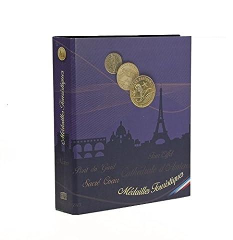 Album Pour Medailles Touristiques Amazonfr Sports Et Loisirs