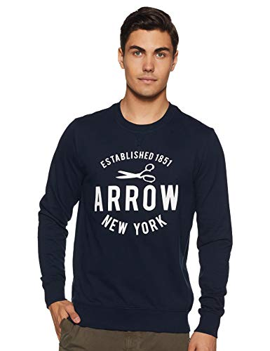 Arrow Sports Men Sweatshirt