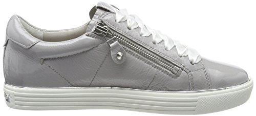 Weiß Grau Donna silver Sohle alu Und Sneaker Town Kennel Schuhmanufaktur Schmenger 4wq4zO