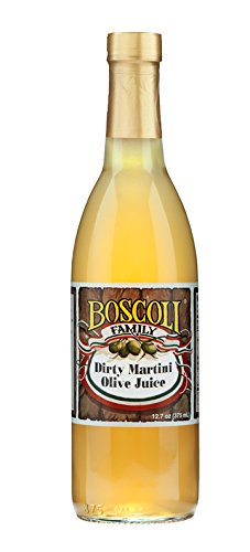 Boscoli Family Dirty Martini Olive Juice, 12.7 oz. 41LlnMrbUdL