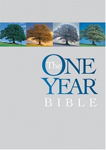 Download The One Year Bible Premium Slimline: NLT1 PDF