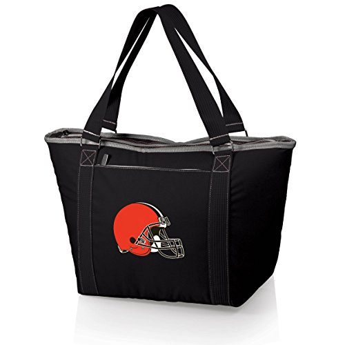 NFL Cleveland Browns Topanga Insulated Cooler Tote, Black