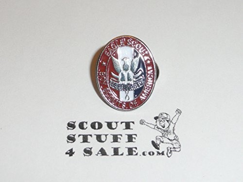 Eagle Scout Lapel Pin From the 1980's - 3/4