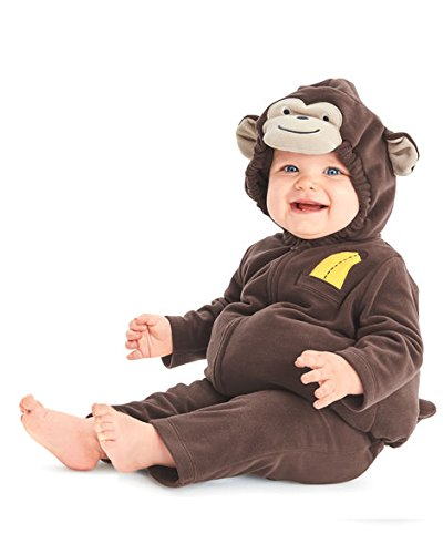 Carters Baby Halloween Costume Many Styles (6-9m, Little Monkey)