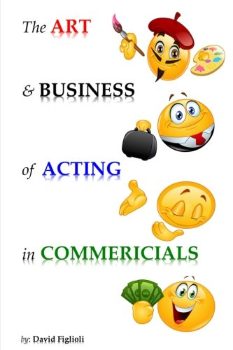 The ART and Area of ACTING in COMMERCIALS