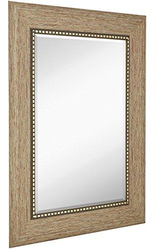 Wide Transitional Framed Mirror | 1