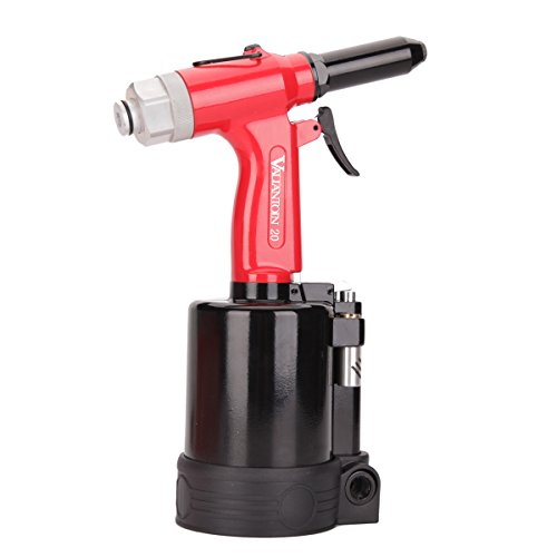 Valianto RG-20 1/4'' Heavy Duty Air Rivet Red Gun by Valianto (Image #2)