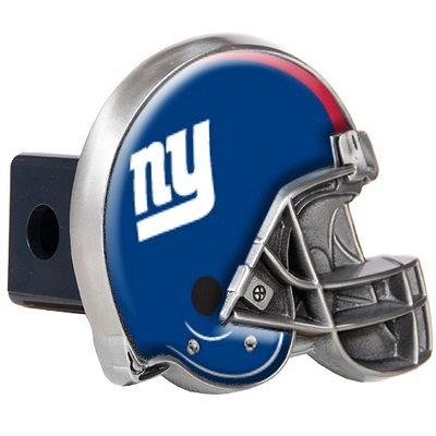 Great American Products New York Giants Helmet Trailer Hitch Cover