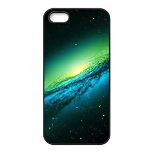 Durable Hard cover Customized TPU case Star iPhone 5 5s Cell Phone Case Black