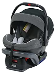 CLICK. That's the sound of a secure install. The Snug Ride Snug Lock 35 Platinum Infant Car Seat has a hassle-free installation using either vehicle seat belt or LATCH. In three easy steps you can feel confident you've got a secure install. T...