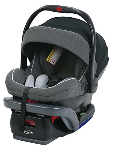 Graco Snugride Snuglock 35 Platinum Infant Car Seat, Grayson
