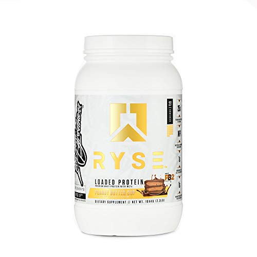RYSE Up Loaded Protein – Peanut Butter Cup