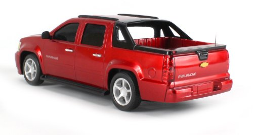 Licensed Chevy Avalanche Electric Rc Truck Gk Series 1 16