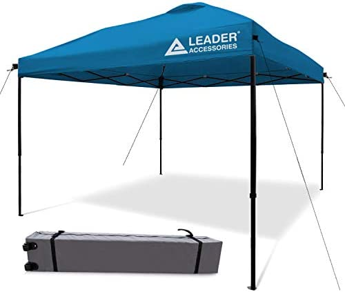 XGEAR 10 x10 Pop UP Canopy Tent Instant Shelter Straight Wall