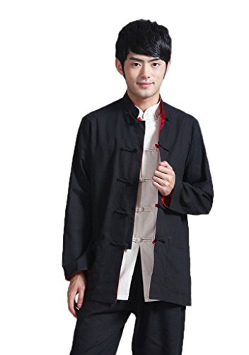 shanghai-story-traditional-both-sides-wear-tang-kung-fu-jacket-black-red-xl