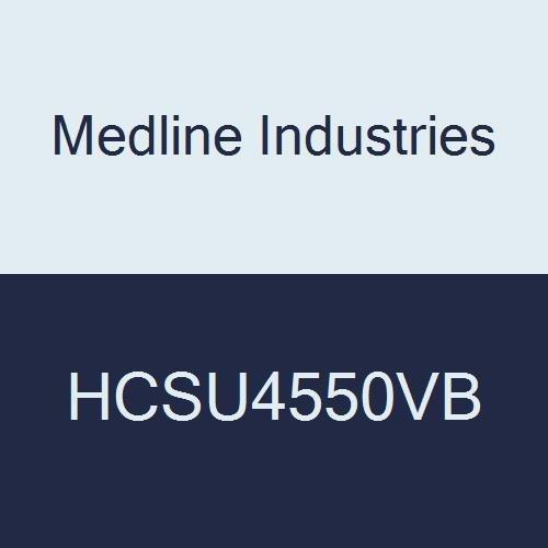 Medline HCSU4550VB Crush-Resistant Oxygen Tubing, 50' Length, Violet (Pack of 10)