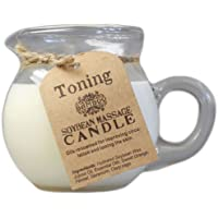 Soybean Natural Massage Candle (Variety: Toning & Firming)