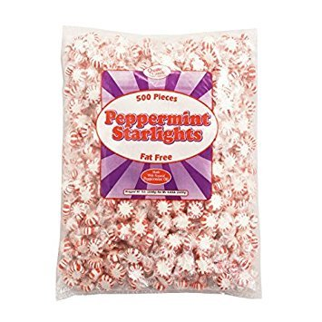 (Peppermint Starlights 5lb)