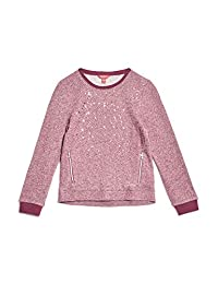 GUESS Factory Chloe Sequin Sweater (7-14)