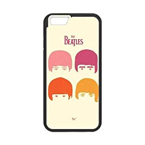 The Beatles DIY Cover Case with Hard Shell Protection for Iphone6 plus 5.5