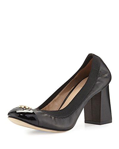 Pictures of Tory Burch Jolie 75MM Pump Shoes (6.5 M US Black) 1
