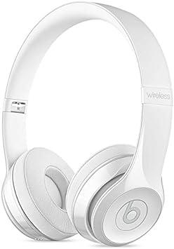 En la oreja los auriculares inalámbricos Beats Blanco barnizado: Amazon.es: Electrónica