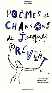 """Afficher """"Poèmes et chansons de Jacques Prévert"""""""