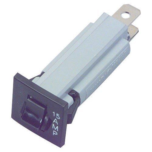 1 X Snap-in Circuit Breaker - 15A : ()