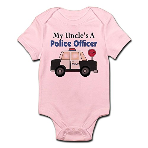 CafePress Uncles Police Officer Bodysuit