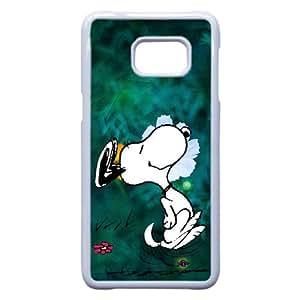 Custom Phone Case Snoopy For Samsung Galaxy S6 Edge Plus KH56812