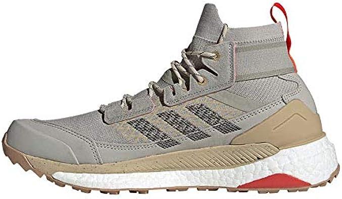Adidas Wanderschuhe-eg2878, Zapatillas para Caminar para Hombre, METGRY/DGSOGR/Solred, 47 1/3 EU: Amazon.es: Zapatos y complementos
