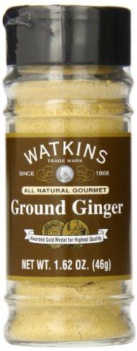 Watkins Gourmet Spice, Ginger, 1.62 Ounce by Watkins