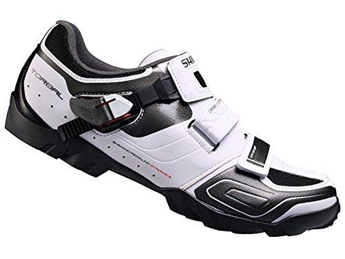 Shimano E-SHM089W - Zapatillas de ciclismo Unisex adulto blanco - blanco
