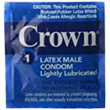 Crown-Okamoto Super Thin Condoms, 24ct
