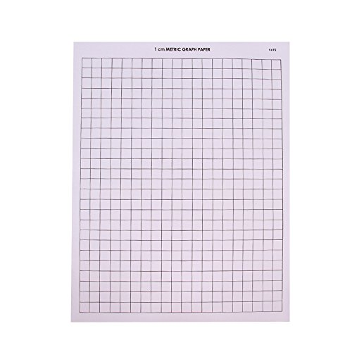 Buy chart size graph paper