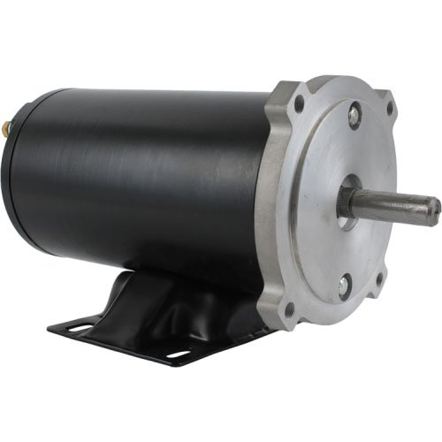 NEW 12V 1/2HP BI-ROTATIONAL 1800 RPM SALT SPREADER MOTOR 120Z402H 120Z402H1 by Crank-n-Charge