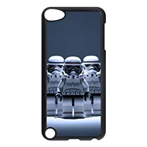 iPod Touch 5 Case Black Star Wars mopv