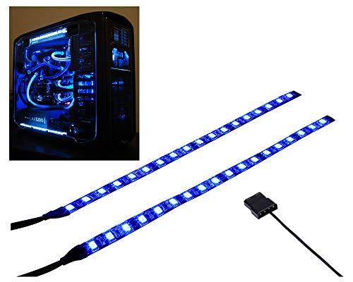 Blue Led Case Lights in US - 4