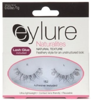 6f619dde010 Image Unavailable. Image not available for. Color: Eylure Naturalites  Natural Texture lashes 152 ...