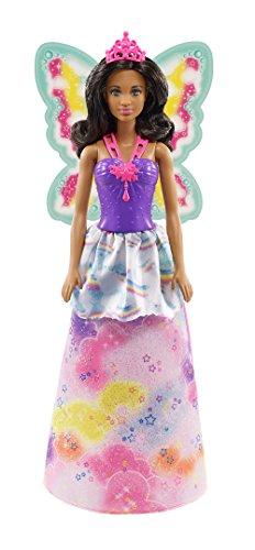 - Barbie Dreamtopia Rainbow Cove Fairytale Dress Up Set, Black Hair