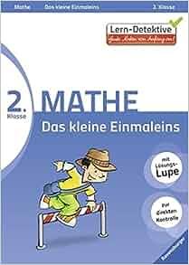 Lern-Detektive: Das kleine Einmaleins (Mathe 2. Klasse