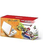 $269 » New Nintendo 2DS XL Handheld Game Console - Orange + White With Mario Kart 7 Pre-installed - Nintendo 2DS