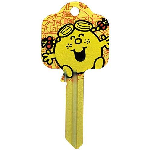 Little Miss Sunshine Door Key (One Size) (Yellow)